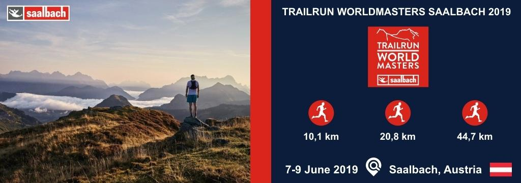 Trailrun World Masters Saalbach 2019, World Masters Athletics, World Masters Running